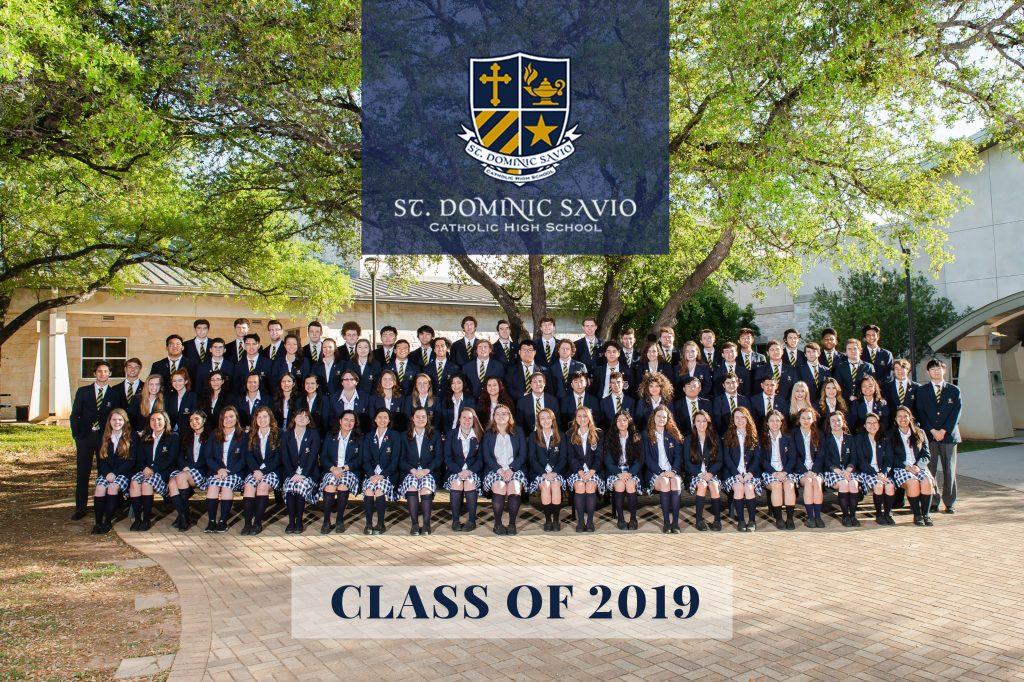 2019 04 Savio Class of 2019