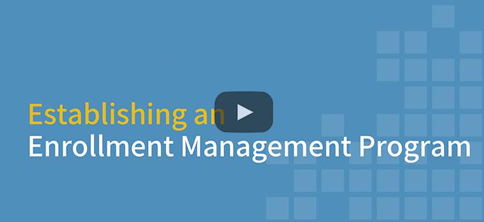 enrollment-management-planning