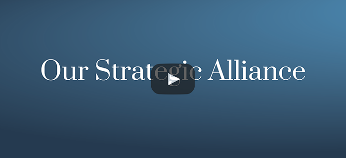 Our Strategic Alliance