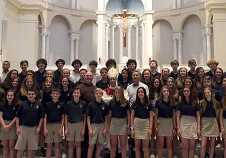 kids_cathedral.Franciscan school